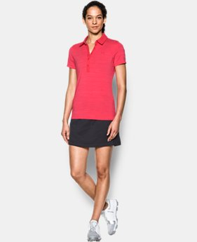 Best Seller Women's UA Zinger Short Sleeve Polo  1 Color $59.99