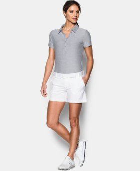 Best Seller Women's UA Zinger Short Sleeve Polo  6 Colors $59.99