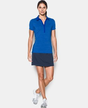 Best Seller Women's UA Zinger Short Sleeve Polo  2 Colors $59.99