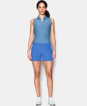 Women's UA Zinger Sleeveless Polo  1  Color Available $64.99