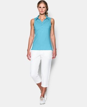 Women's UA Zinger Sleeveless Polo
