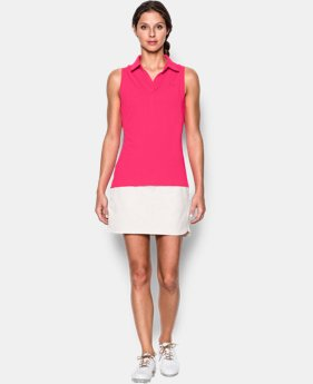 Women's UA Zinger Sleeveless Polo LIMITED TIME: FREE SHIPPING 1 Color $54.99