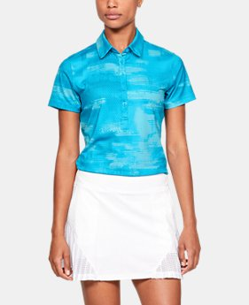 Women's UA Zinger Novelty Polo  4  Colors Available $48.74 to $48.99