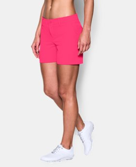 "Best Seller Women's UA Links 5"" Shorty LIMITED TIME: FREE SHIPPING 1 Color $69.99"