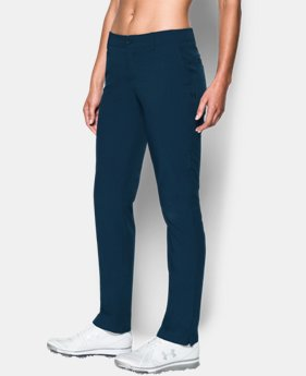 Best Seller Women's UA Links Pants  4 Colors $84.99