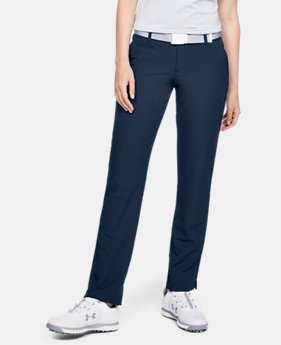 4135a6393f Women's Navy Pants | Under Armour CA