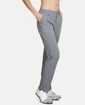 Best Seller Women's UA Links Pants  4  Colors Available $84.99