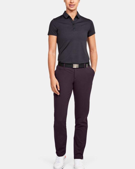 Women's UA Links Pants, Purple, pdpMainDesktop image number 1