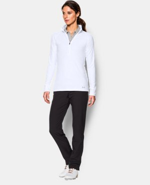 Best Seller Women's UA Zinger ¼ Zip  2 Colors $69.99