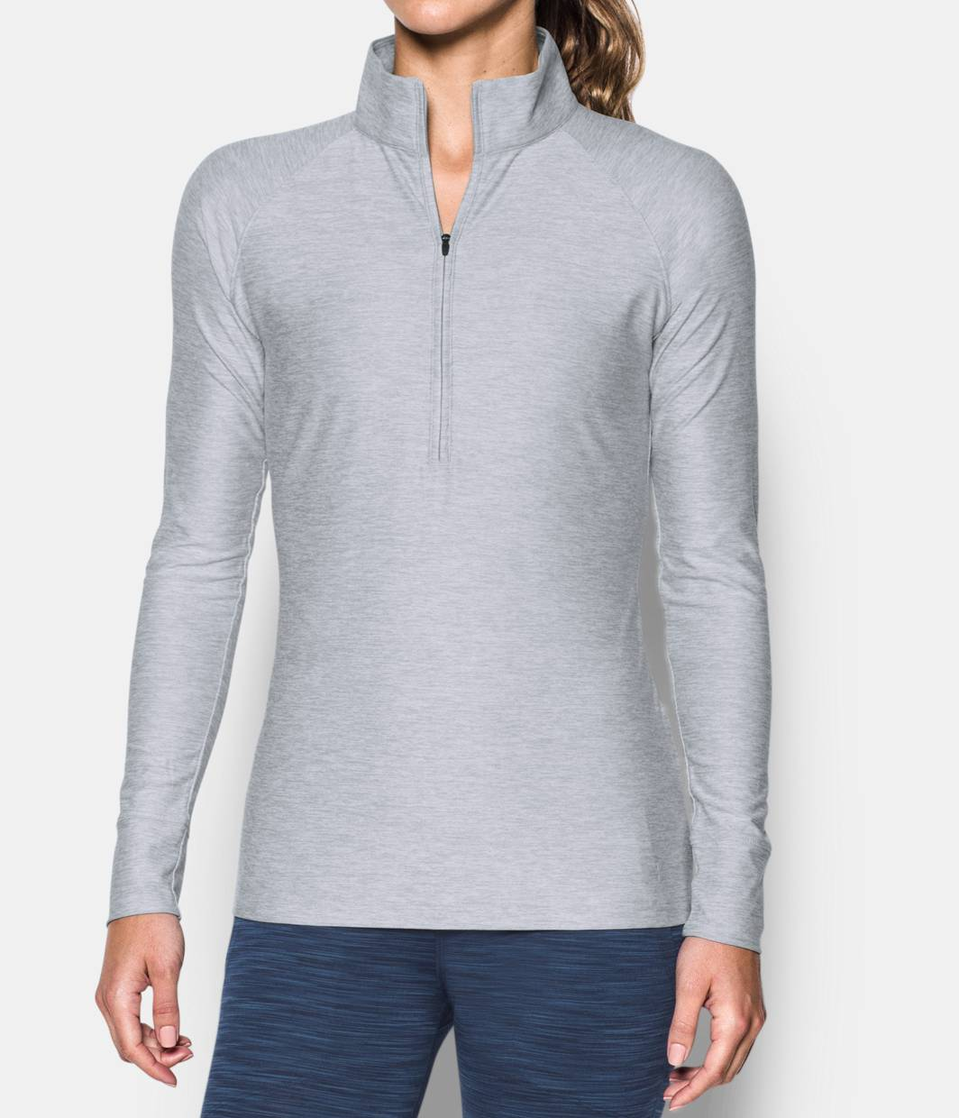 Under Armour Long Sleeve Polo Shirts Womens