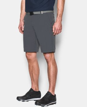 Men's UA Match Play Tapered Shorts  1 Color $56.99