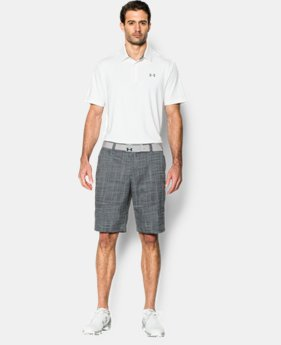 Men's UA Match Play Patterned Shorts  1 Color $59.99