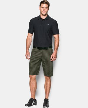 Men's UA Match Play Patterned Shorts LIMITED TIME: FREE U.S. SHIPPING 1 Color $39.74 to $52.99