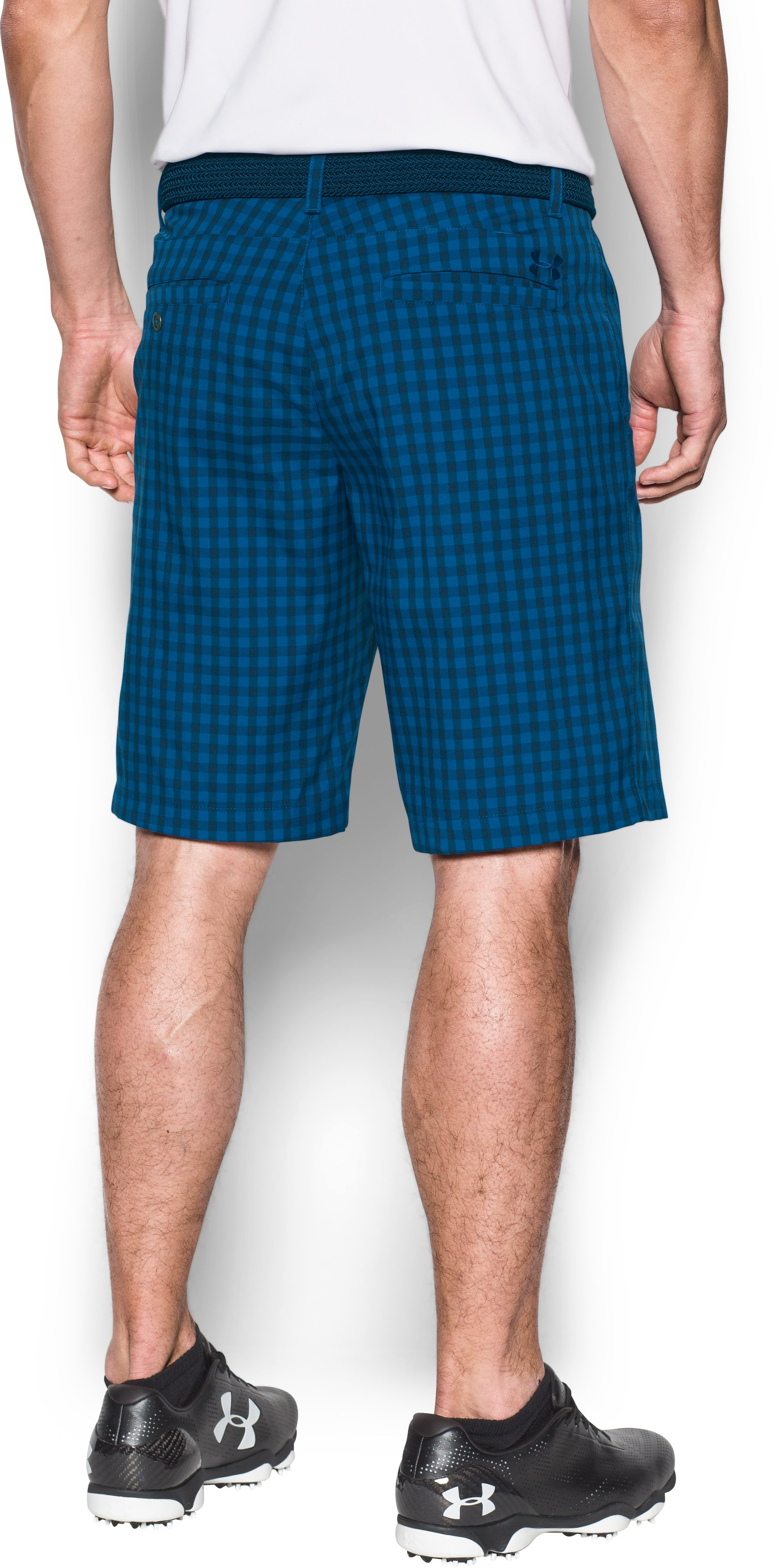 Men's UA Match Play Patterned Shorts, HERON, undefined