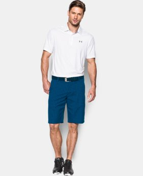 Men's UA Match Play Patterned Shorts