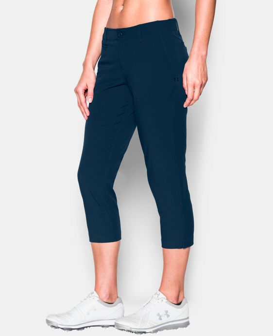 New Arrival  Women's UA Links Capri Pant  2 Colors $84.99