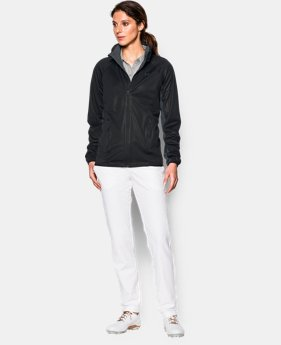 Women's UA Storm Golf Jacket LIMITED TIME: FREE SHIPPING 1 Color $74.99