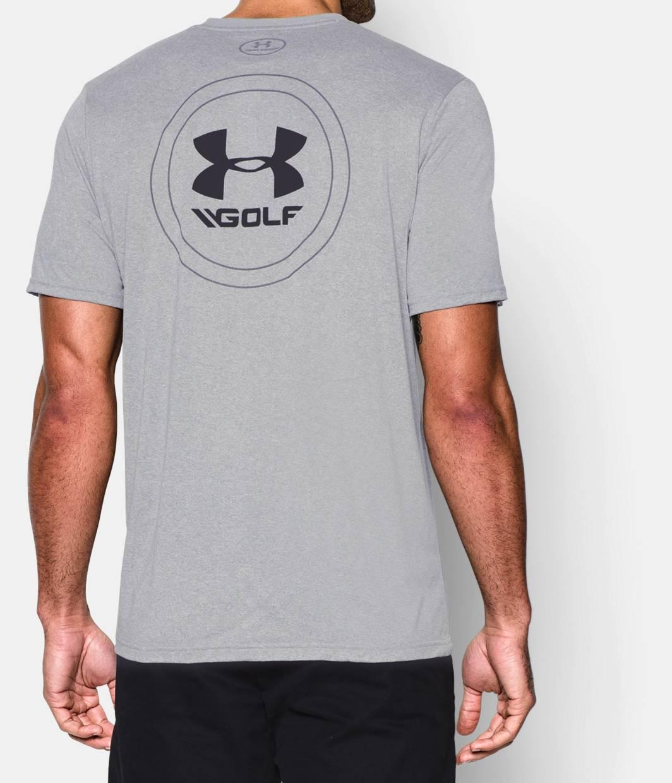 Men S Ua Golf Graphic Men S Ua Tech T Shirt Under Armour Ca