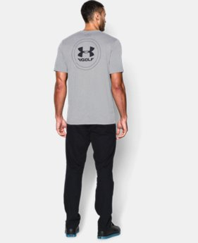 Men's UA Golf Graphic Men's UA Tech™ T-Shirt LIMITED TIME: FREE SHIPPING 1 Color $32.99