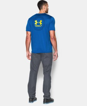 Men's UA Golf Graphic Men's UA Tech™ T-Shirt  1 Color $20.99