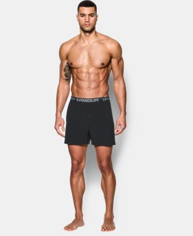 "New Arrival  Men's UA ArmourVent™ Series 6"" Boxer Shorts   $29.99"