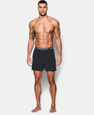 Best Seller Men's UA ArmourVent™ Series Boxer Shorts LIMITED TIME: FREE U.S. SHIPPING 1 Color $25