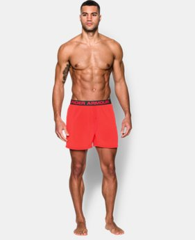 Men's UA Vented Boxer Shorts