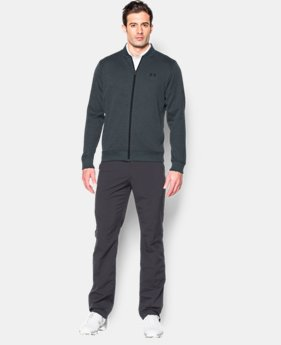 New to Outlet Men's UA Storm SweaterFleece Jacket  2 Colors $42.74