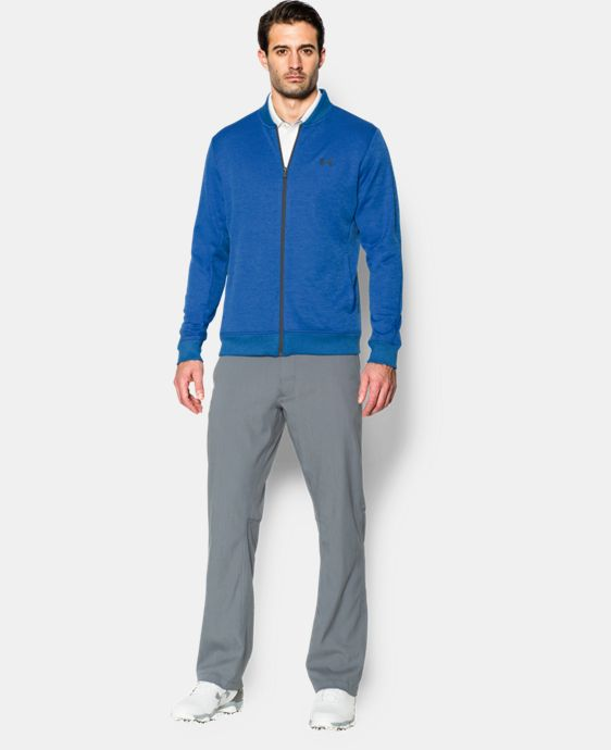 New Arrival Men's UA Storm SweaterFleece Jacket  1 Color $56.99