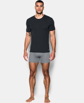 New Arrival  Men's UA Core Crew Undershirt – 2-Pack   $44.99