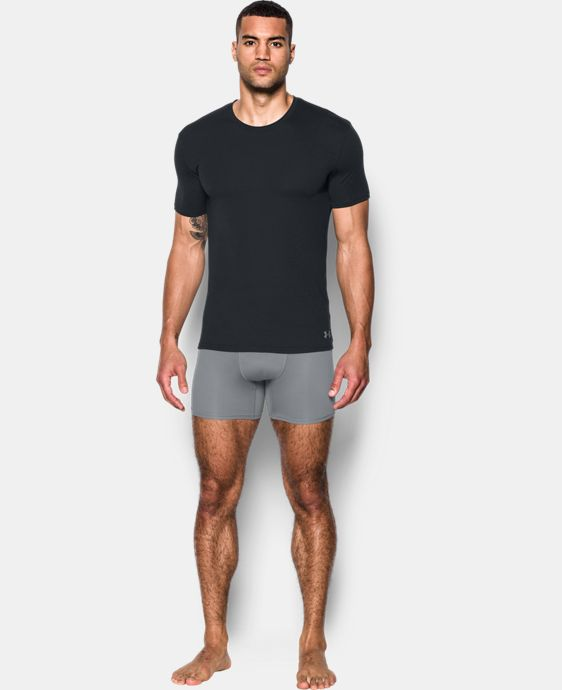 Best Seller  Men's UA Core Crew Undershirt – 2-Pack LIMITED TIME: FREE SHIPPING  $44.99