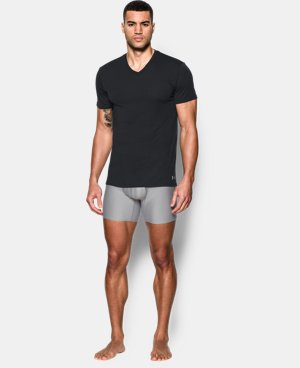 Men's UA Core V-Neck Undershirt – 2-Pack  2 Colors $44.99