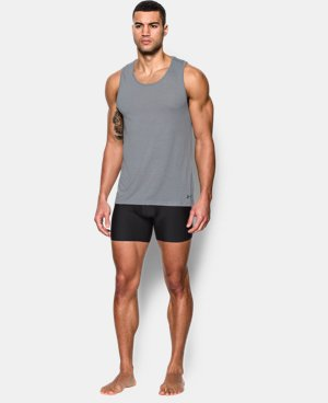 New Arrival Men's UA Core Tank Undershirt – 2-Pack   $35