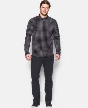 Best Seller  Men's UA Performance Woven Shirt  3 Colors $89.99