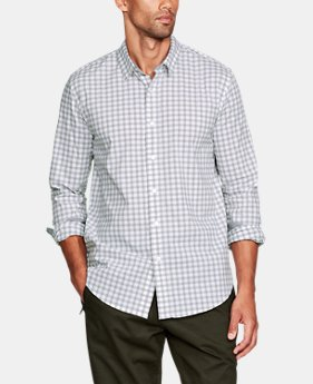 Best Seller  Men's UA Performance Woven Shirt  2 Colors $89.99