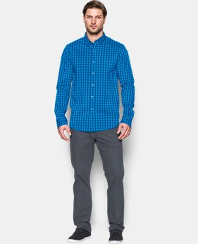 Men's UA Performance Woven Shirt  1 Color $44.99