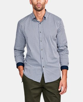 Best Seller Men's UA Performance Woven Shirt  4 Colors $79.99