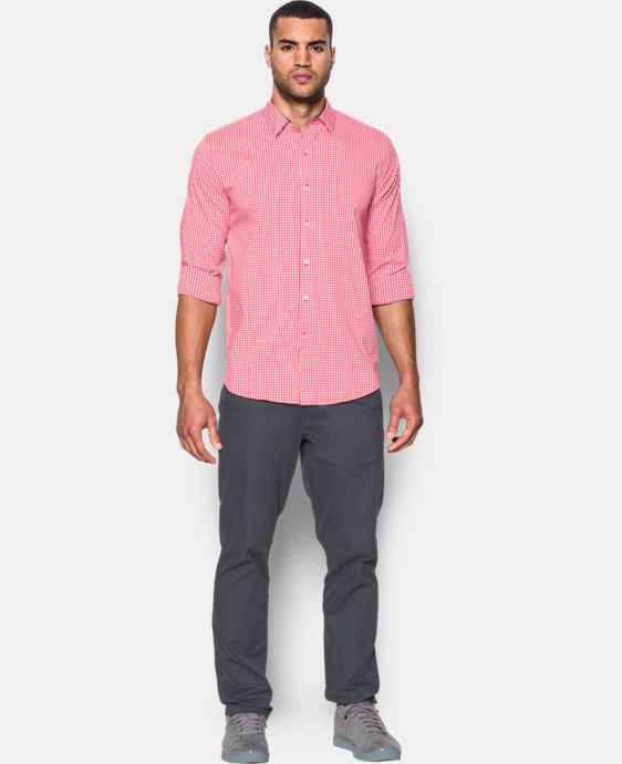 New Arrival  Men's UA Performance Woven Shirt  2 Colors $89.99