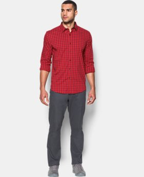 Best Seller Men's UA Performance Woven Shirt   $79.99