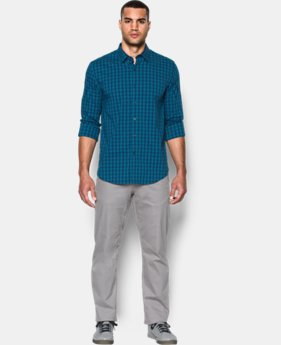 New Arrival  Men's UA Performance Woven Shirt LIMITED TIME: FREE SHIPPING  $89.99