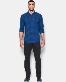 Men's UA Performance Woven Shirt  1 Color $59.99