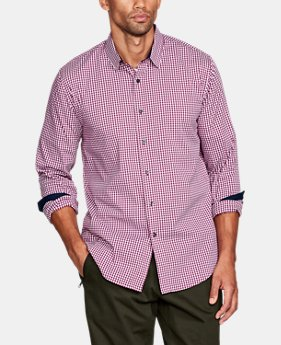 Best Seller  Men's UA Performance Woven Shirt  5 Colors $89.99