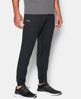 Men's UA Tricot Pants — Tapered Leg  1 Color $38.99