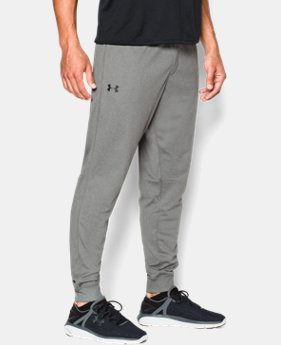 Men's UA Tricot Pants — Tapered Leg  4 Colors $38.99