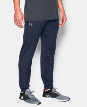 Men's UA Tricot Pants — Tapered Leg  5 Colors $32.99 to $41.99