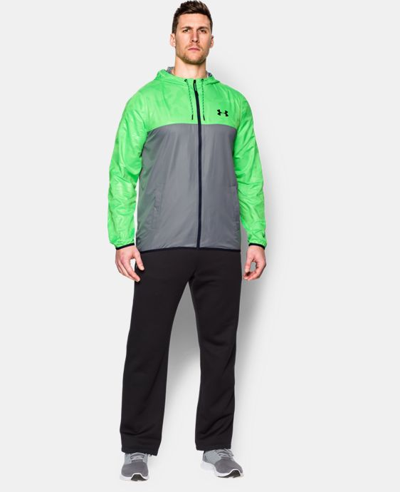 Men's UA Sportstyle Windbreaker LIMITED TIME: FREE U.S. SHIPPING 2 Colors $35.99 to $59.99
