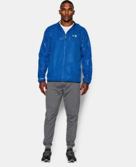Men's UA Sportstyle Windbreaker  1 Color $47.99 to $59.99