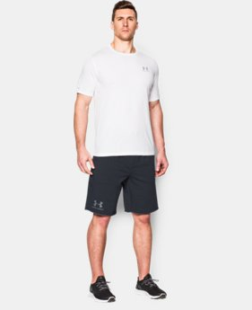 Men's UA Terry Fleece Shorts