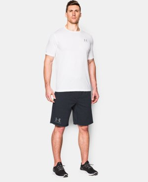 Men's UA Sportstyle Terry Fleece Shorts LIMITED TIME: FREE U.S. SHIPPING 2 Colors $54.99