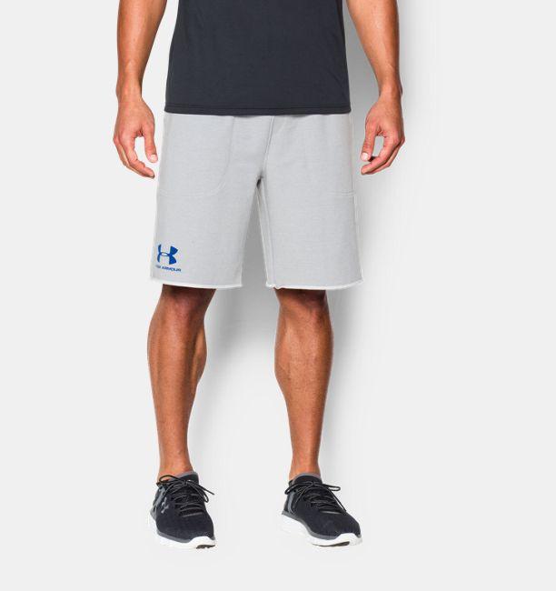 Men s UA Terry Fleece Shorts  754245143e77